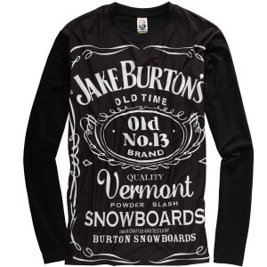 Burton Premium Tech T-Shirt - Long-Sleeve - Men's - 2011