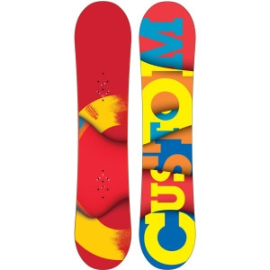 Custom Smalls Flying V Snowboard - Kids'