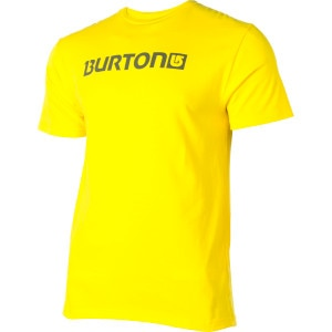 Burton Logo Horizontal T-Shirt - Short-Sleeve - Men's - 2012