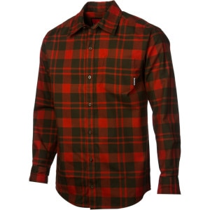 Burton Repel Flannel Shirt - Long-Sleeve - Men's - 2012