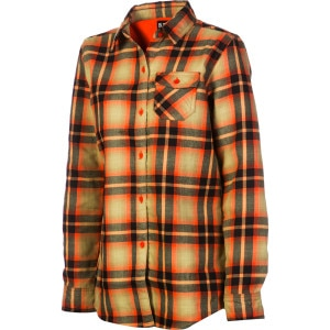 Burton Player Flannel Shirt - Long-Sleeve - Women's