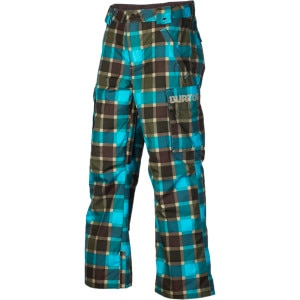 Exile Cargo Insulated Pant - Boys'