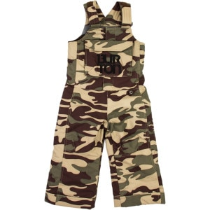 Minishred Cyclops Bib Pant - Little Boys'