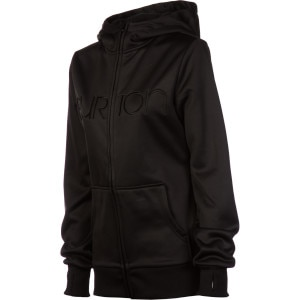 Scoop Full-Zip Hooded Sweatshirt - Women's