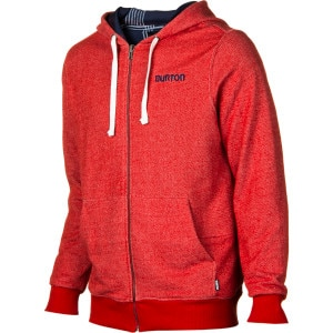 Burton Newton Reversible Full-Zip Hoodie - Men's - 2012