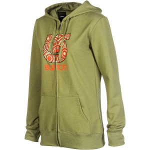 Circle Process Basic Full-Zip Hoodie - Women's