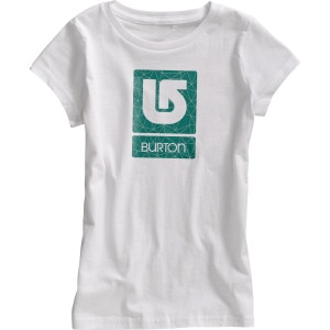 Logo Fill T-Shirt - Short-Sleeve - Girls'
