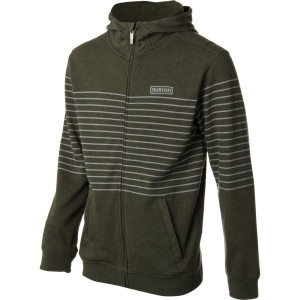 Burton Napper Premium Full-Zip Hoodie - Men's