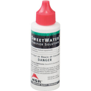 SweetWater Purifier Solution Replacement Bottle