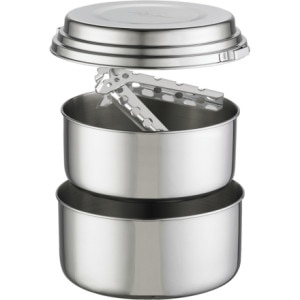 Alpine 2 Stainless Steel Pot Set