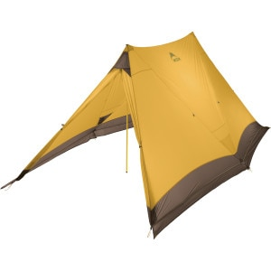 Twin Brothers Tent:  4-Person 4-Season