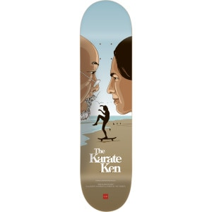 Chocolate Karate Ken Deck - 2011
