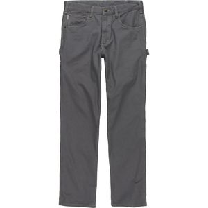 Loose-Fit Canvas Carpenter Denim Pant - Men's