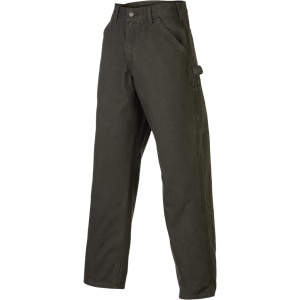 Washed-Duck Dungaree Work Dungaree Pant - Men's