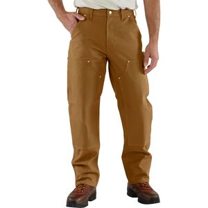 Double-Front Work Dungaree Pant - Men's
