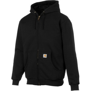 Thermal-Lined Full-Zip Hooded Sweatshirt - Men's