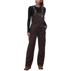 Weathered Duck Wildwood Bib Overalls - Women's