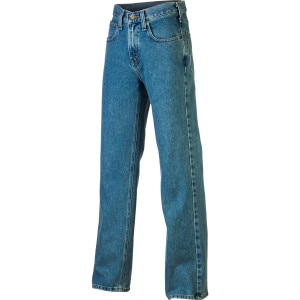Relaxed-Fit Straight-Leg Denim Pant - Men's