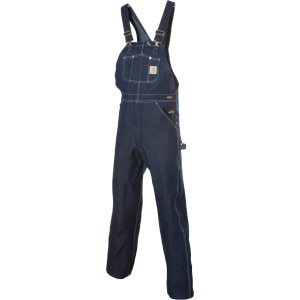 Denim Bib Overall / Unlined - Men's