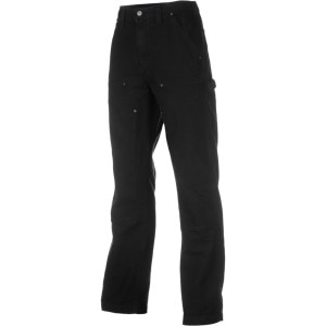 Weathered Duck Double-Front Dungaree Pant - Men's
