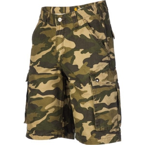 Rugged Cargo Camo Short - Men's
