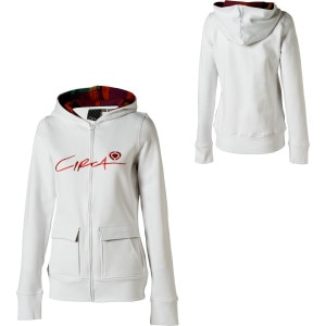 C1RCA Chain Full-Zip Hooded Sweatshirt - Women's