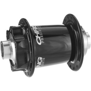 ISO 15mm Oversize Shell Front Hub