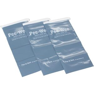 PeeWee Urine Bag - 3 Pack