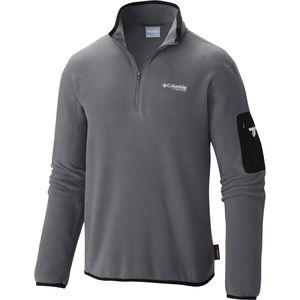 Columbia Titan Pass 1.0 Half Zip Fleece Jacket - Men
