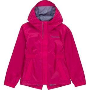 Columbia Explore More Rain Jacket - Girls