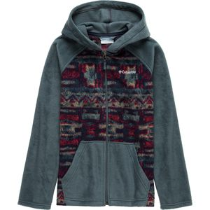 Columbia Granite Mountain Hooded Fleece Full-Zip Jacket - Boys