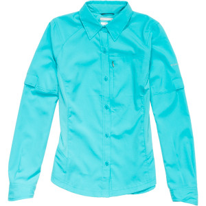Columbia Silver Ridge Shirt - Long-Sleeve - Women's
