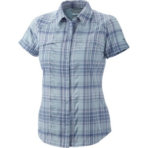 Silver Ridge Multi Plaid Shirt - Short-Sleeve - Women's
