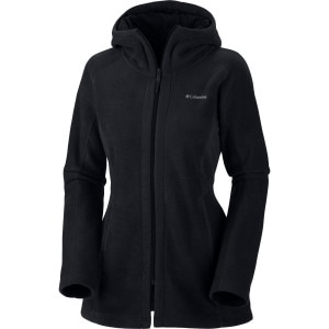 Benton Springs Long Hooded Fleece Jacket - Women's