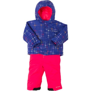 Snow Slope Snow Suit Set - Infant Girls'
