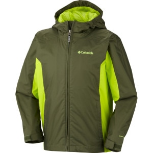 Wet Reflect Jacket - Boys'