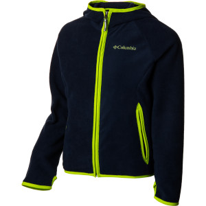 Fast Trek Fleece Hooded Jacket - Boys'