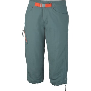 Cross On Over Cargo Knee Pant - Women's