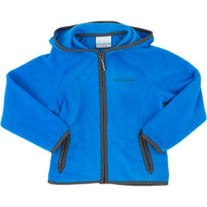 Fast Trek Fleece Hooded Jacket - Toddler Boys'