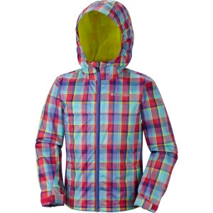 Splash Maker II Rain Jacket - Girls'