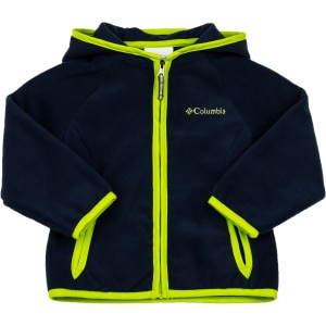 Fast Trek Fleece Hooded Jacket - Infant Girls'