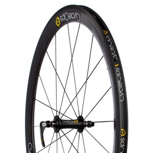 PowerTap 45mm G3 Carbon Clincher Wheelset