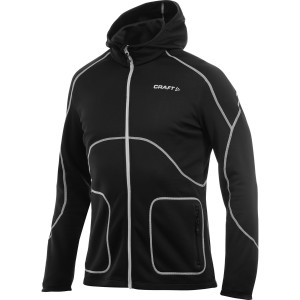 Active Hooded Jacket