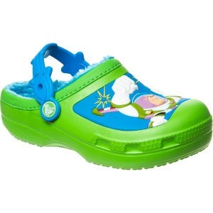 Creative Crocs Woody and Buzz Lightyear Lasso Lined Clog - Kids'