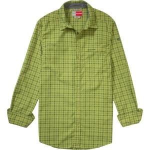 NosiLife Miguel Check Shirt - Long-Sleeve - Men's
