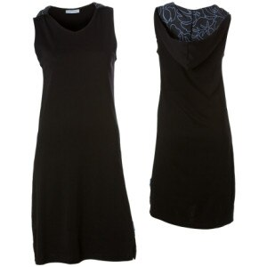 Zipper Line Dress - Women's
