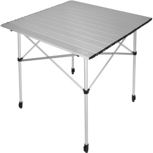 Crazy Legs Aluminum Roll-Up Table