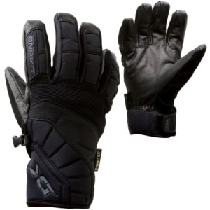 Bronco Leather Gloves