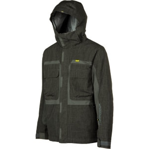 Throttle Insulated Jacket - Men's