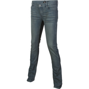 Straight Denim Pant - Women's